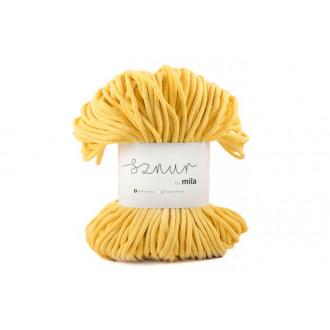 Mila špagát 3 mm - jasná žltá
