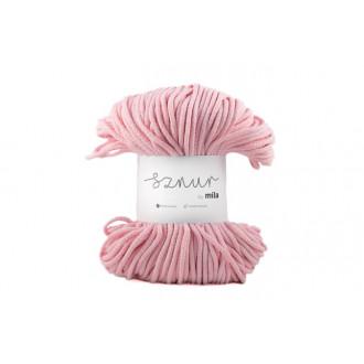 Mila špagát 3 mm - jemná ružová