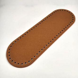 Ideal Dno na kabelku z ekokože 10x30 cm - svetlo hnedé