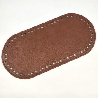 Ideal Dno na kabelku z ekokože 12x25 cm - hnedé